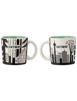Ontario Espresso Cup by Indigo