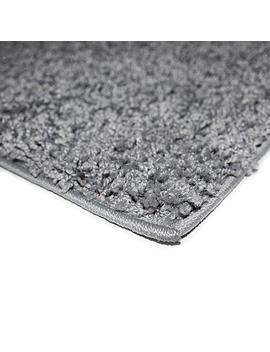 Essential Home Habitat Shag Rug – Grey Essential Home Habitat Shag Rug – Grey by Essential Home