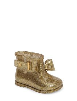 Mini Sugar Rain Boot (Toddler & Little Kid) by Mini Melissa
