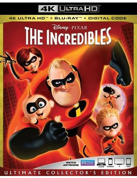 Ay/Blu Ray] [2004] by The Incredibles [4 K Ultra Hd Bl