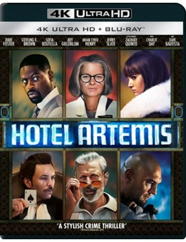 Ay/Blu Ray] [2018] by Hotel Artemis [4 K Ultra Hd Bl