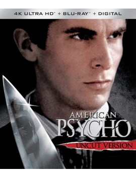Ay/Blu Ray] [2000] by American Psycho [Includes Digital Copy] [4 K Ultra Hd Bl