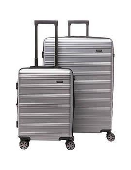 Cyprus 2 Piece Expandable Hardside Spinner Luggage Set by Calpak