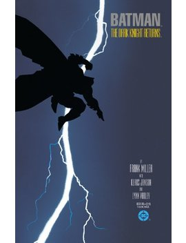 Batman: The Dark Knight Returns #1 by Frank Miller
