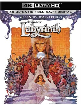Ay] [1986] by Labyrinth [30th Anniversary] [4 K Ultra Hd Bl