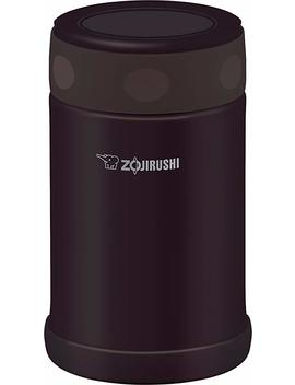 Zojirushi Sw Eae35 Td Food Jar, 11.8 Ounce, Dark Brown by Zojirushi