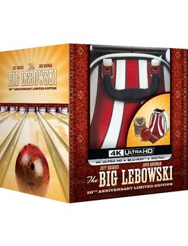 Ay/Blu Ray] [Limited Edition] [1998] by The Big Lebowski [Includes Digital Copy] [4 K Ultra Hd Bl