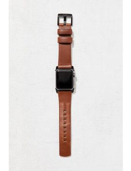 Nomad Leather Apple Watch Strap by Nomad