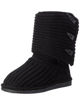 Bearpaw Women's Knit Tall Winter Boot by Bearpaw