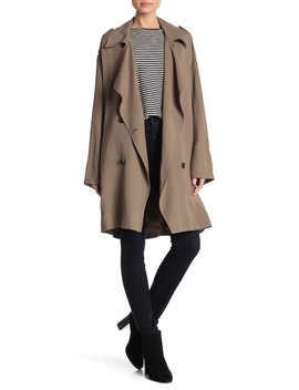 Adalia Mac Trench Coat by Allsaints