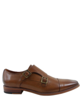 Leigh Double Monk Toe Cap by Blaq