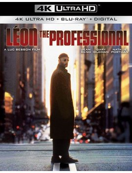 Ay] [1994] by Léon: The Professional [4 K Ultra Hd Bl