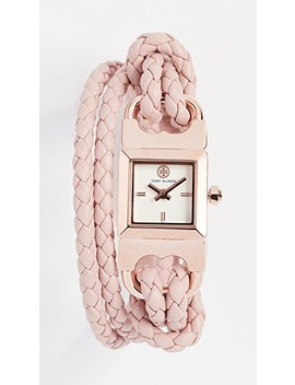 Double T Link Watch, 18mm by Tory Burch