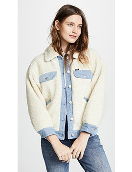 Sherpa Jacket by Wrangler