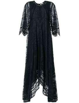 Crochet Day Dress by Chloé