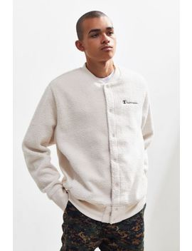 Champion Baseball Sherpa Sweatshirt by Champion