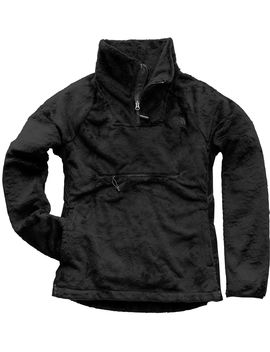 The North Face Women's Osito Sport Hybrid 1/4 Zip Fleece Pullover by The North Face