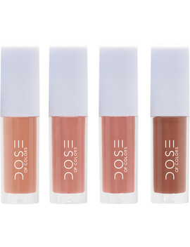 Lip Gloss Glossy Wonderland Set by Dose Of Colors
