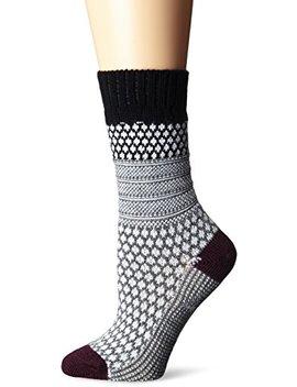 Smartwool Women's Popcorn Cable Crew Socks by Smart Wool