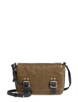 Delos Leather Crossbody Bag by Vince Camuto