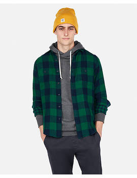 "<A Href=""/Clothing/Men/Plaid Flannel Shirt/Pro/01760155/Cat2060009"">Plaid Flannel Shirt</A> by Express"