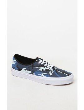 Vans Pop Camo Authentic Shoes by Pacsun
