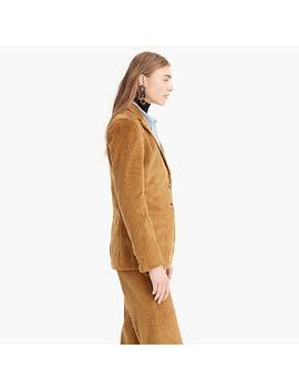 Tall Corduroy Blazer by J.Crew
