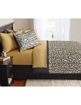 Mainstays Bed In A Bag Complete Animal Bedding Set by Mainstays