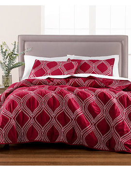 Gramercy Gate Reversible Full/Queen Quilt, Created For Macy's by Martha Stewart Collection