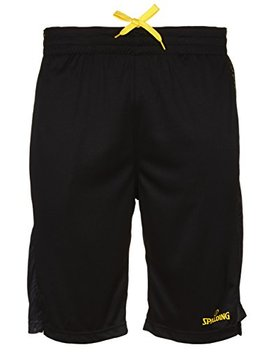 "Spalding Mens Active Athletic Basketball Gym Shorts Gym Clothes Shorts 11"" Inseam by Spalding"