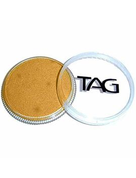 Tag Face Paints   Pearl Gold (32 Gm) by Tag Body Art