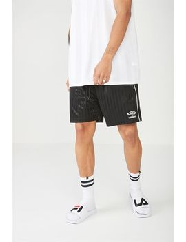 Umbro Lcn Soccer Shorts by Cotton On