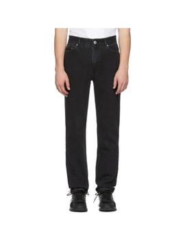 Black Slim Jeans by Matthew Adams Dolan
