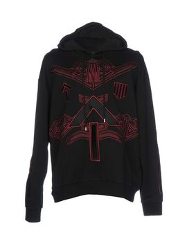 Les Hommes Hooded Sweatshirt   Sweaters And Sweatshirts by Les Hommes