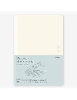 Midori Md Notebook A5  ( Grid / Blank / Lined ) | Japanese Notebook | Japanese Stationery by Etsy