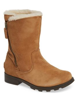 Emelie Waterproof Faux Fur Lined Boot by Sorel