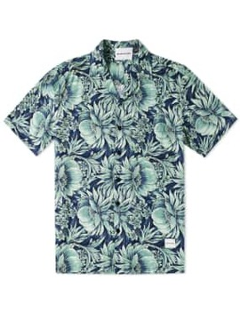 Mki Floral Vacation Shirt by Mki
