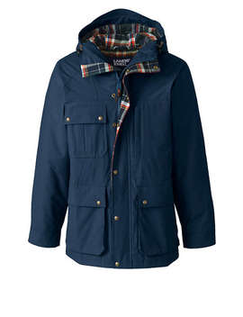 Men's Bayfield Parka by Lands' End