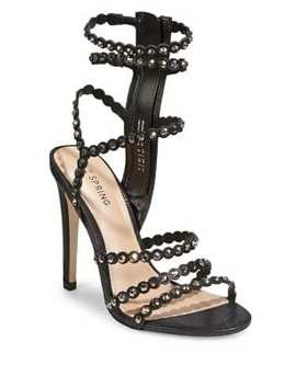 Malenia Studded Strappy Sandals by Call It Spring