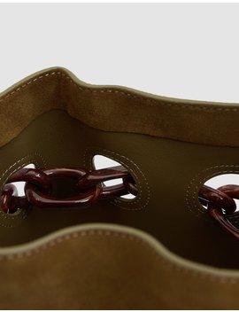 Goodall Suede Bucket Bag by Trademark