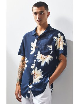 Tcss Moment Short Sleeve Button Up Shirt by Pacsun