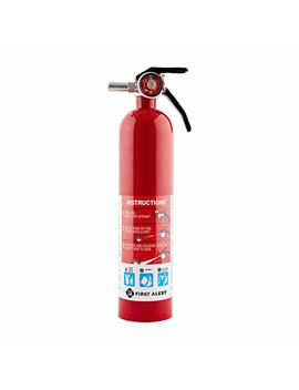 First Alert 1038789 Standard Home Fire Extinguisher, 1 Pack, Red by First Alert