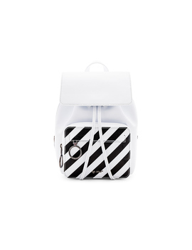 Diagonal Mini Backpack by Off White