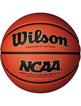 Wilson Ncaa Replica Game Basketball by Wilson