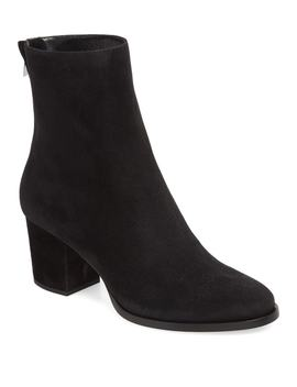 Easton Block Heel Bootie by Jimmy Choo