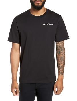 Yin Yang Graphic T Shirt by Rag & Bone