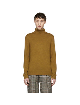 Tan Marcellino Turtleneck by A.P.C.