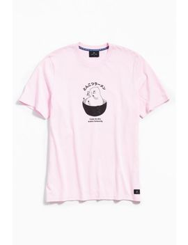 Lazy Oaf Pork Ramen Tee by Lazy Oaf