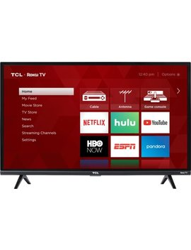 "32"" Class   Led   3 Series   1080p   Smart   Hdtv Roku Tv by Tcl"