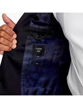 ludlow-slim-fit-dinner-jacket-in-flecked-italian-wool-blend by jcrew